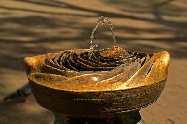 Fontaine d'intérieur Feng Shui